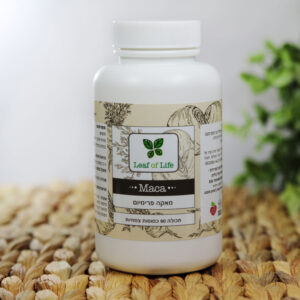 Maca root – tablets
